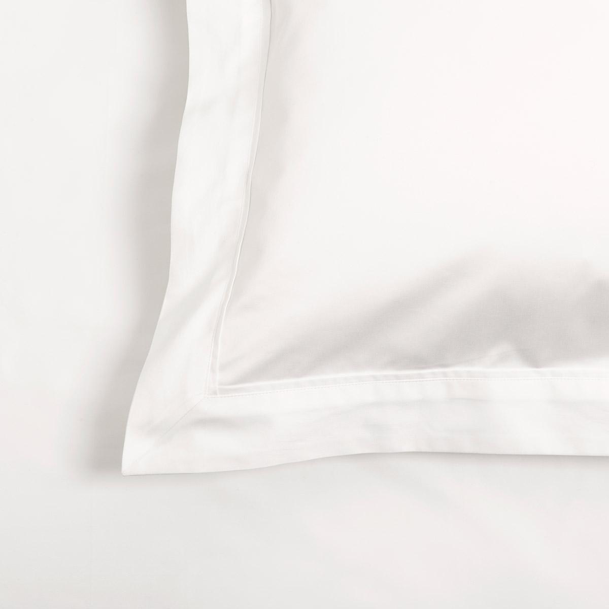 White 1000 Thread Count Supima Cotton Pillowcases