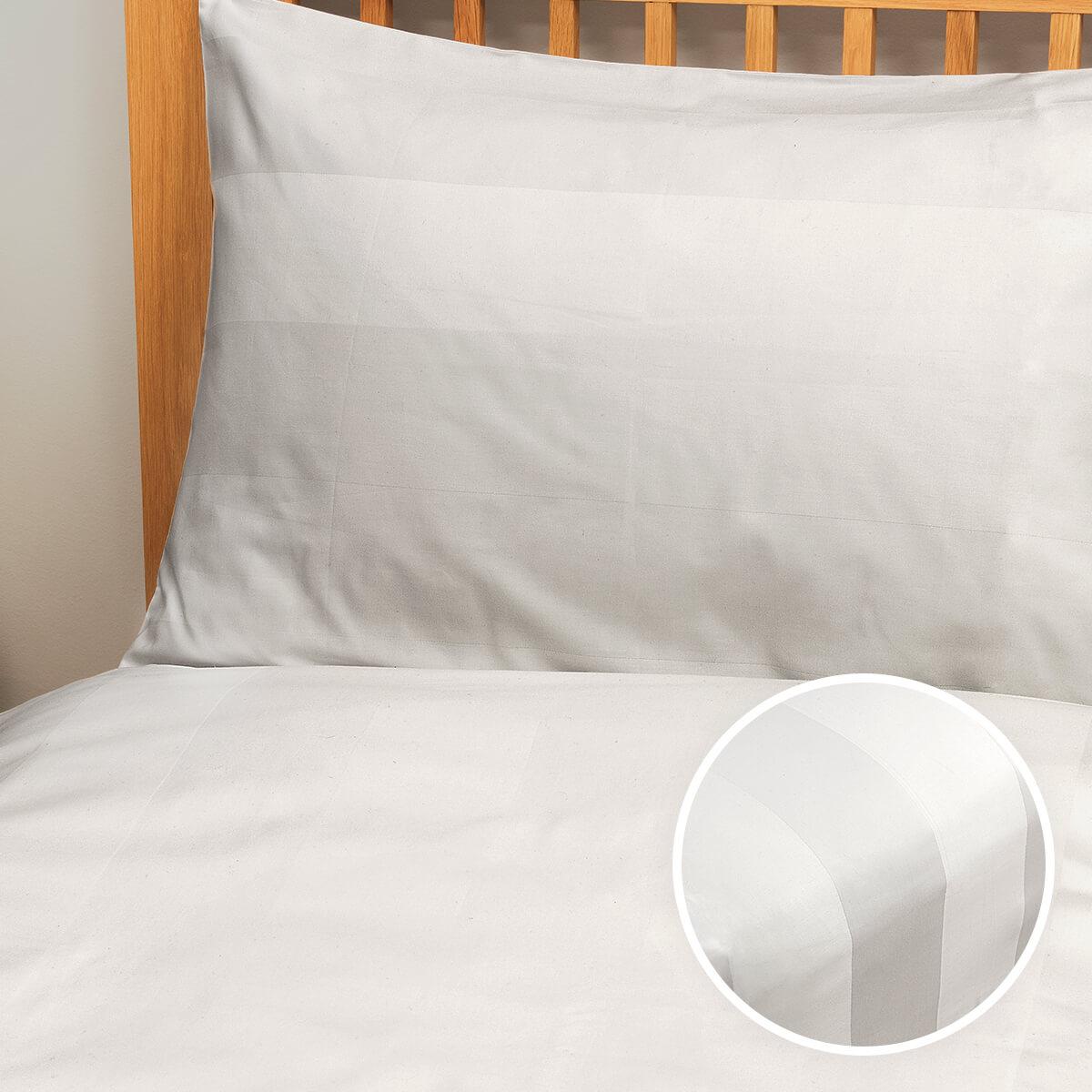400 Thread Count Jumbo Stripe Bed Linen *Special Buy*