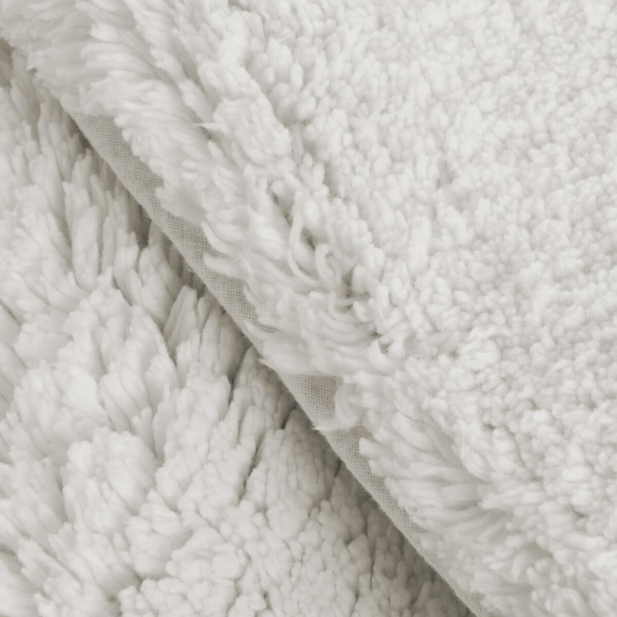 Deep Pile Cotton Bath Mats