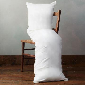 New Zealand Wool Body Pillow - Medium/Firm