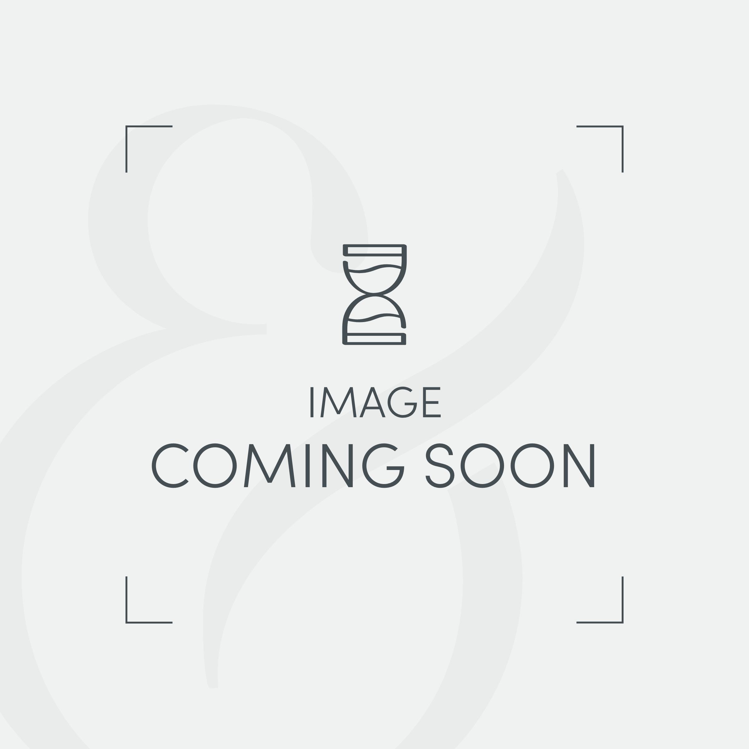 White/Grey 600 Thread Count Egyptian Cotton Square Oxford Pillowcase Pair