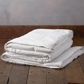 All Seasons Luxury Pure Silk Superking Duvet