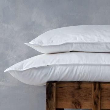 Pure Silk Standard Pillow - Medium/Firm