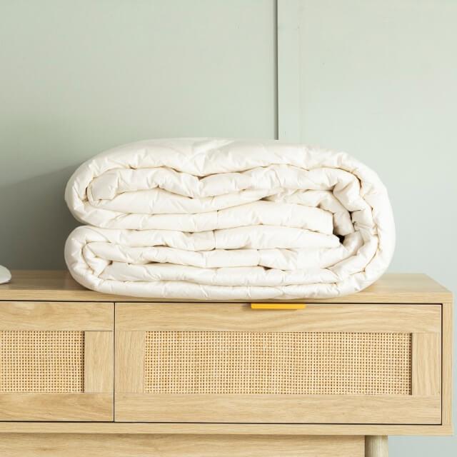 100% New Zealand Mitchell Wool Duvet