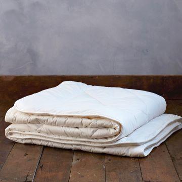 Summer Warmth New Zealand Wool Cot Bed Duvet