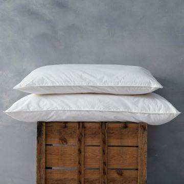 New Zealand Wool Standard Pillow - Medium/Firm