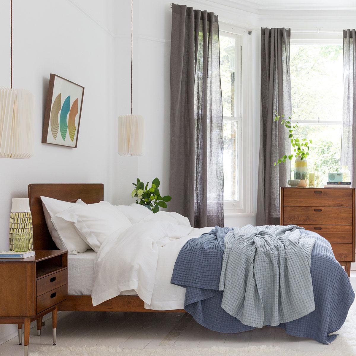 White French Linen Bedding
