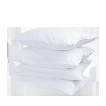 Ultra Fine Standard Pillow Protectors Bundle - 4 Pack