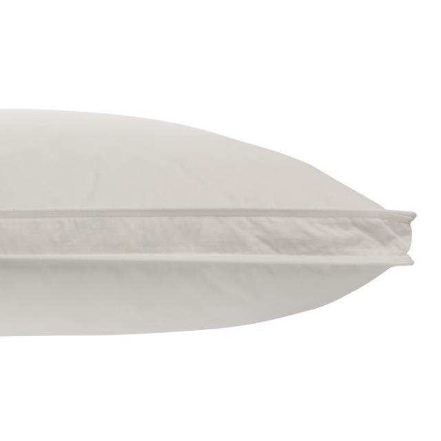 80% Recycled Down Standard Pillow - Medium