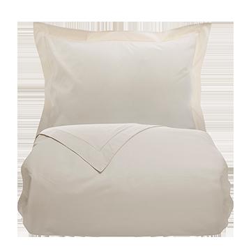 Classic 200TC Egyptian Cotton Bed Set - King - Soft Cream