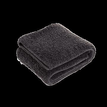 Smoke Deep Pile Cotton Medium Bath Mat