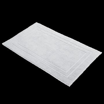 Light Grey Luxury Egyptian Cotton Medium Bath Mat