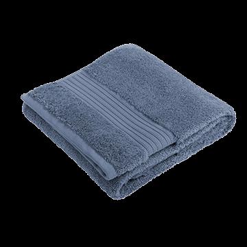 Dusky Blue Luxury Egyptian Cotton Bath Sheet
