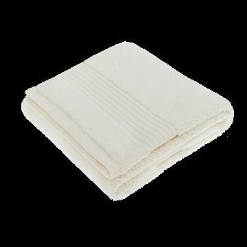 Ivory Luxury Egyptian Cotton Bath Sheet