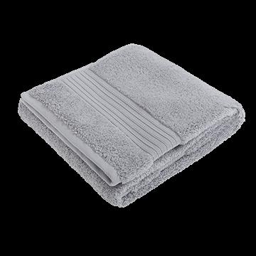 Light Grey Luxury Egyptian Cotton Hand Towel Multipack - Set of 4