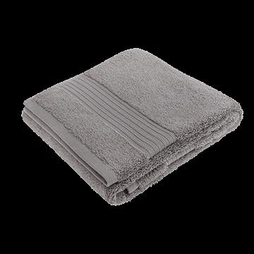 Mid Grey Luxury Egyptian Cotton Bath Sheet Multipack - Set of 4