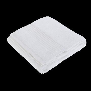 White Luxury Egyptian Cotton Bath Sheet