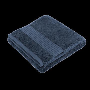 Nautical Blue Luxury Egyptian Cotton Hand Towel