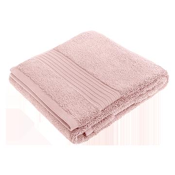 Luxury Egyptian Cotton Towel Bundle - Pink - 4 Pack Bath Towel