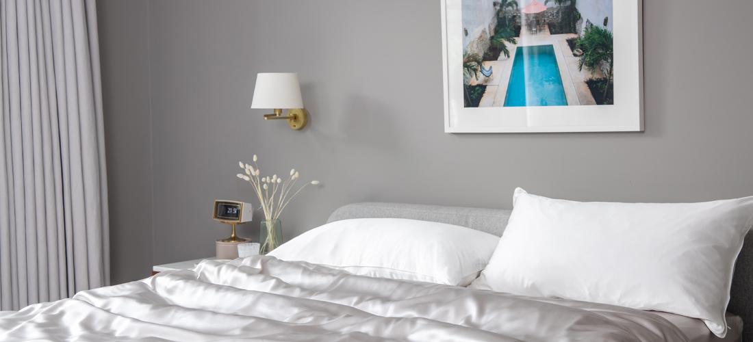 The right bed linen for sleep I Soak&Sleep