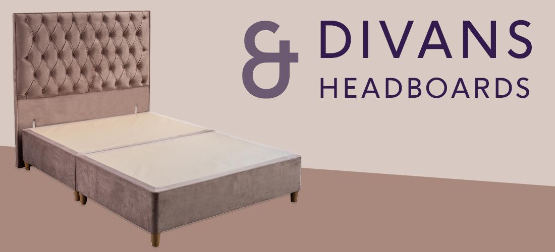 5 benefits of choosing a Divan Bed I Soak&Sleep