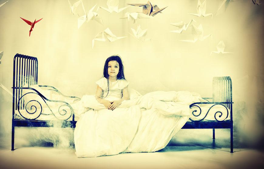 Fairytale Bedrooms For Little Girls | Soak&Sleep
