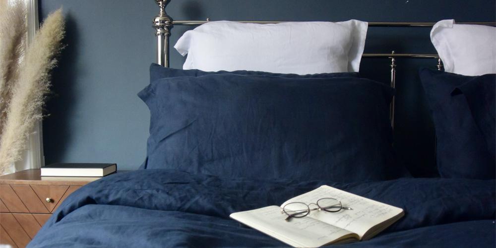 7 reasons why to sleep on linen I Soak&Sleep