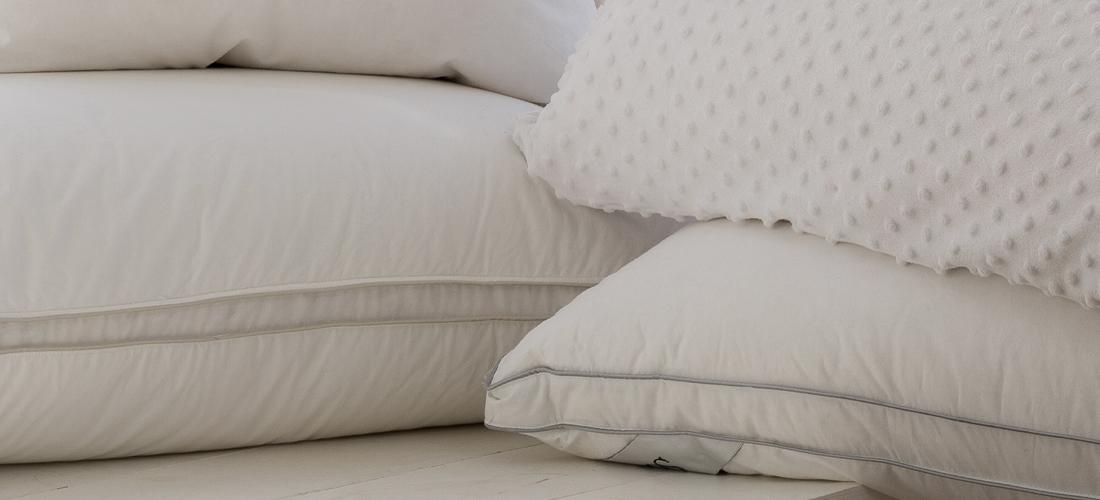 How to arrange your pillows I Soak&Sleep
