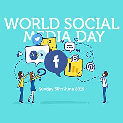 World Social Media Day | Soak&Sleep