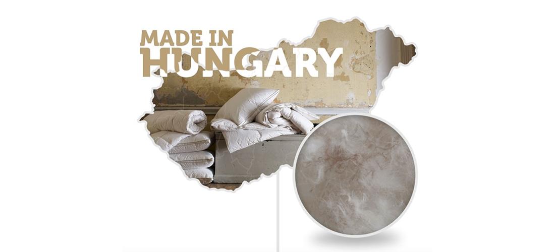 Made in Hungary | Soak&Sleep