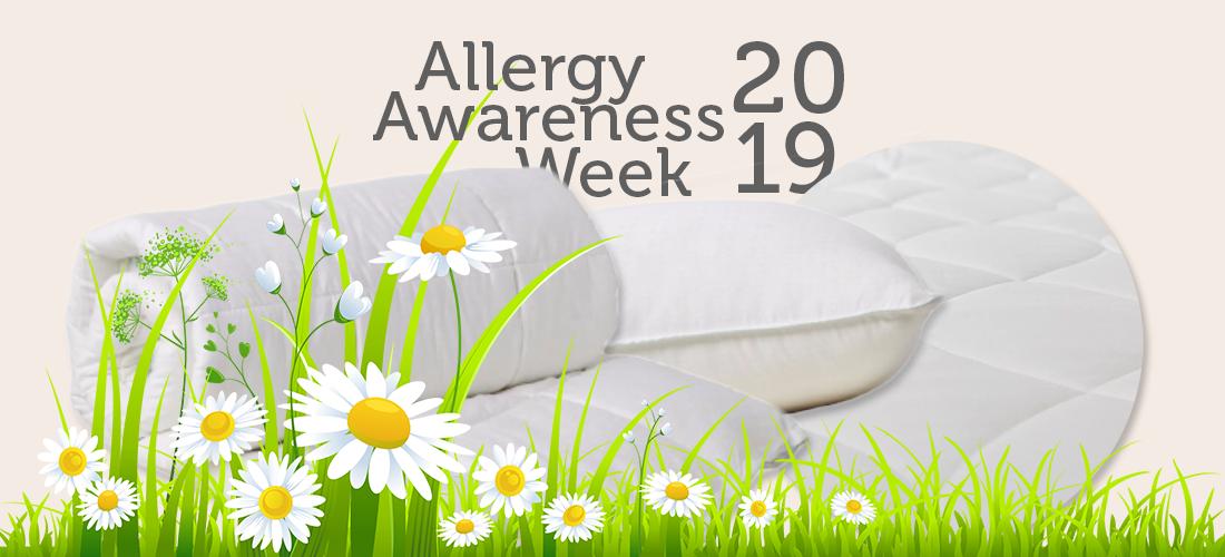 Allergy Awareness Week | Soak&Sleep