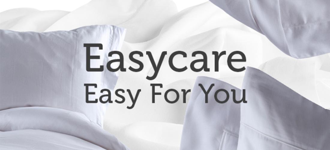 The Story of Easycare | Soak&Sleep Bed Linen