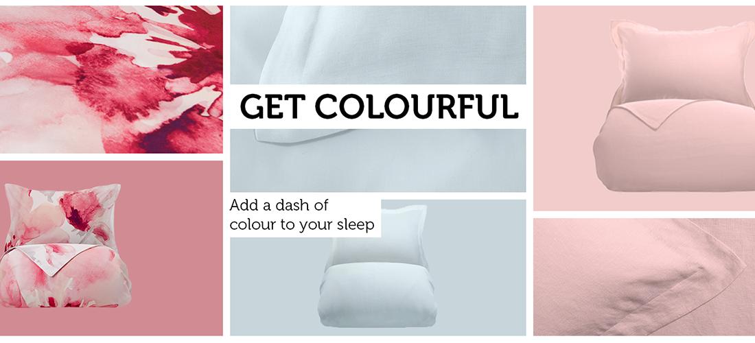 Get Colourful   Soak&Sleep