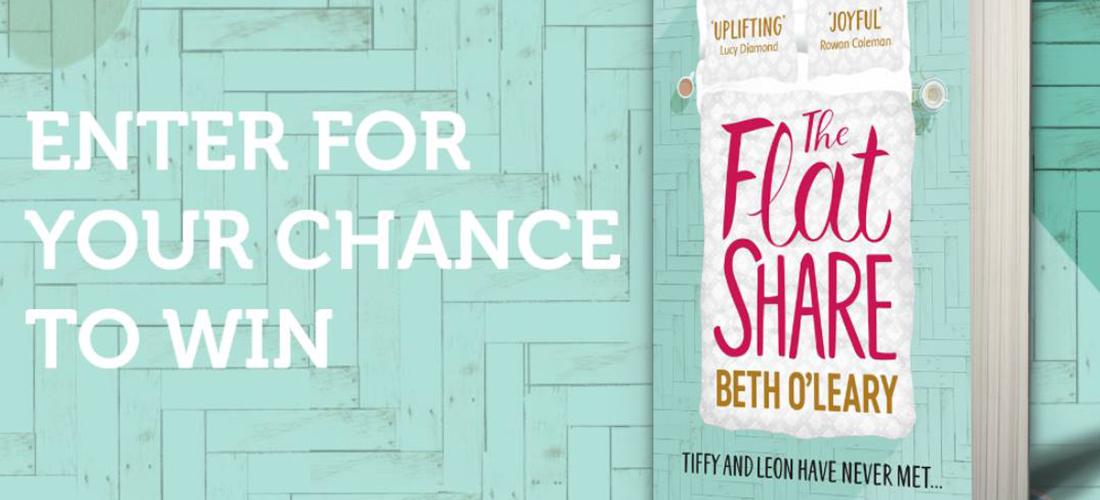 Collaboration with The Flatshare Book | Soak&Sleep
