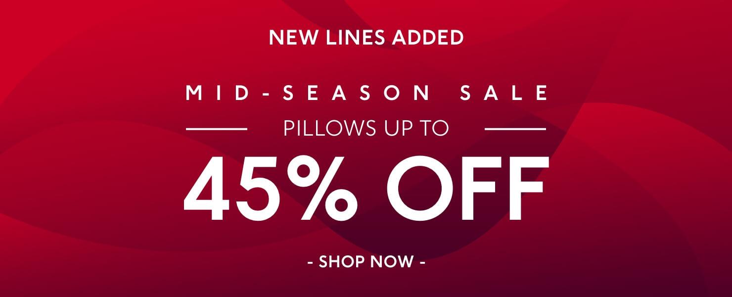 Shop Sale Pillows