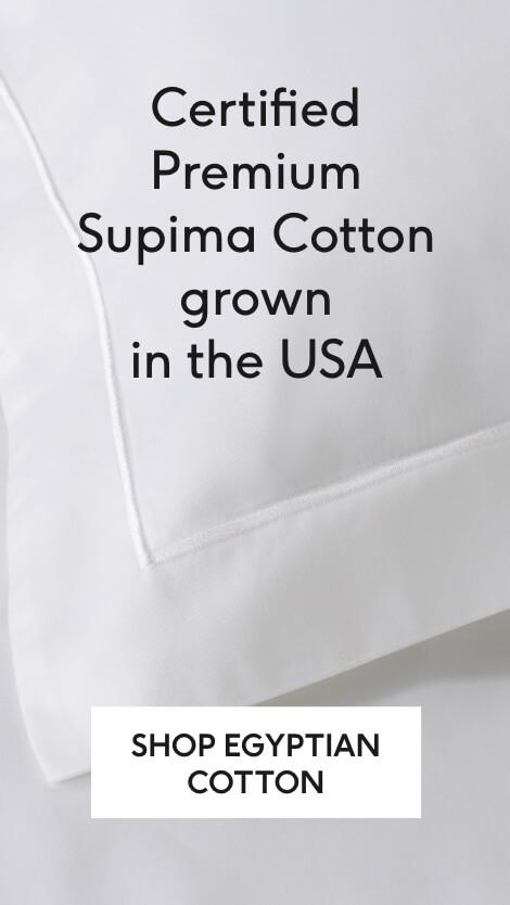 Shop Egyptian Cotton Bed Linen