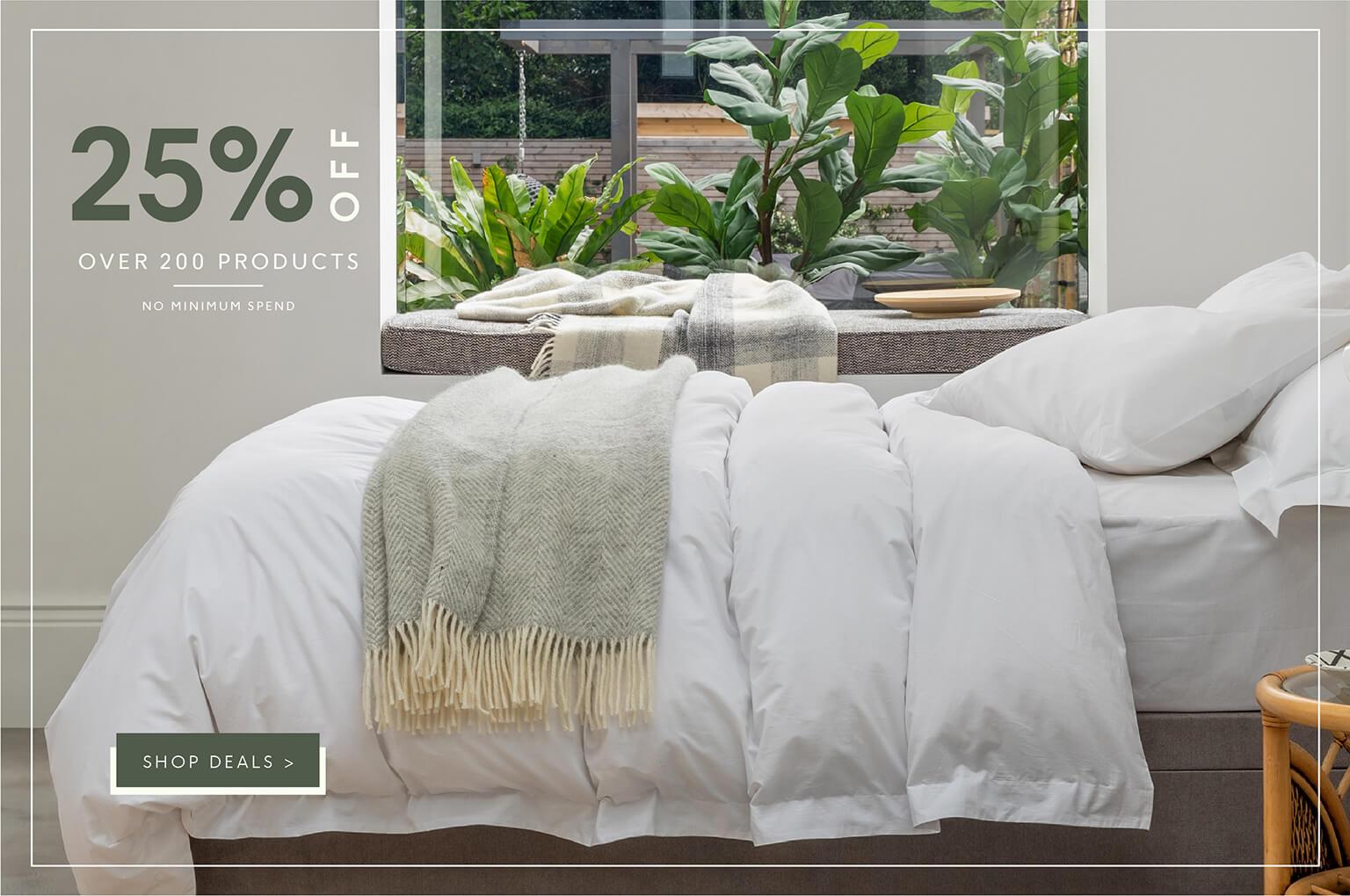 25% Off Deals