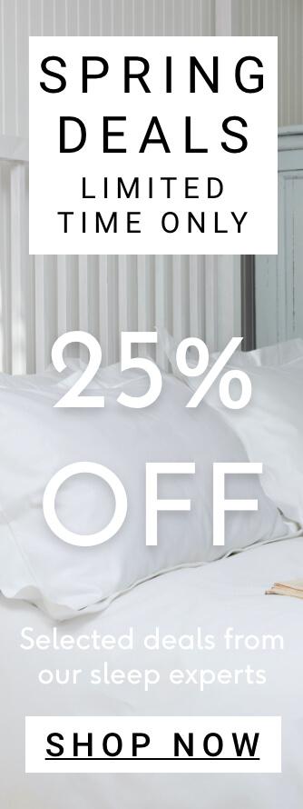25% Off Spring Deals - Shop Now