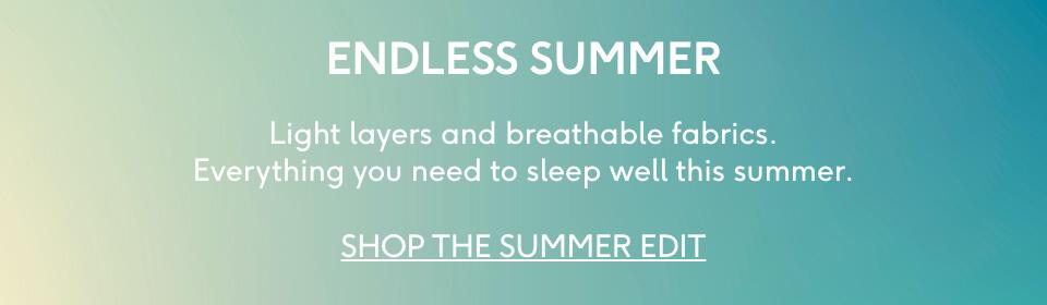 Shop the Summer Edit