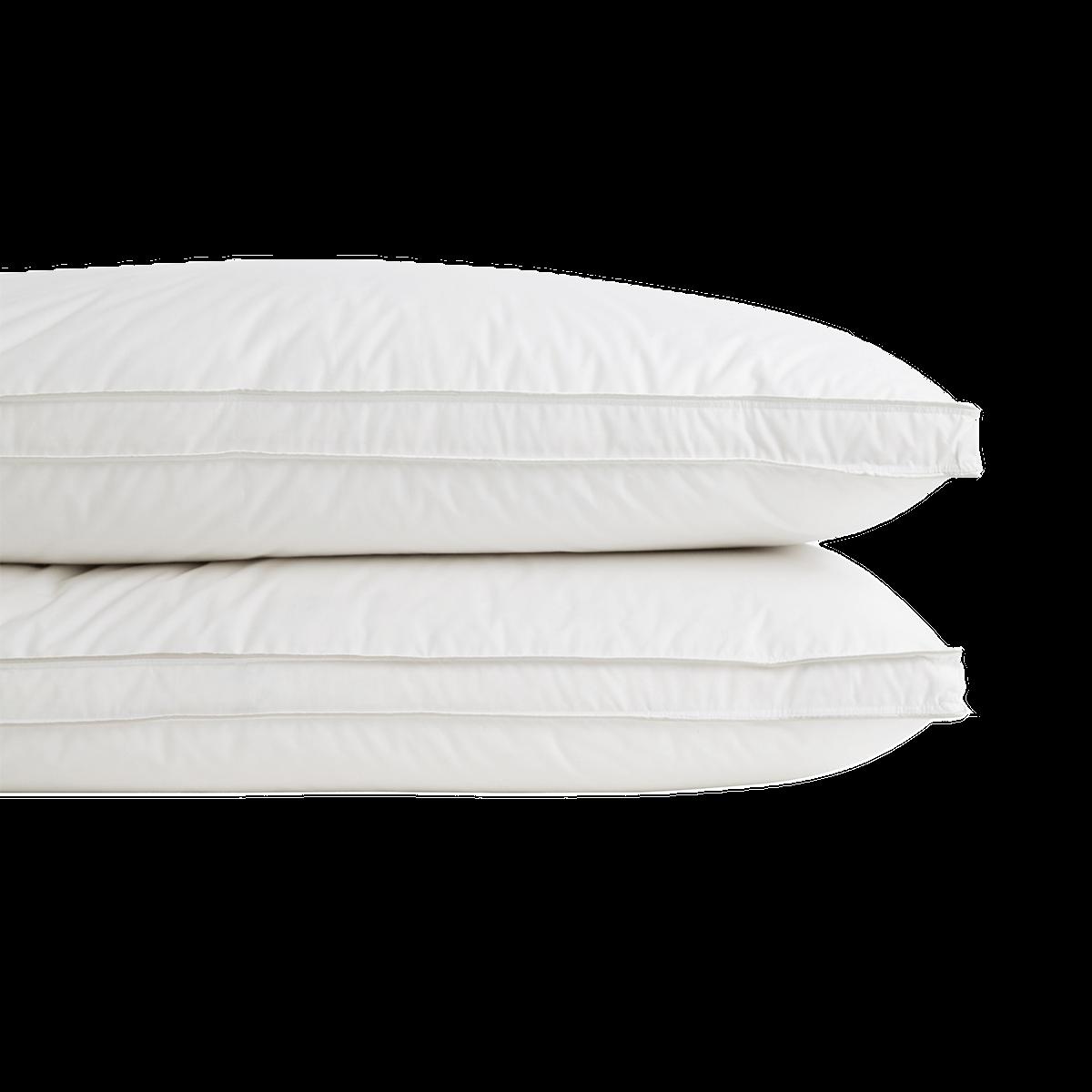 ultimate 90% hungarian goose down pillow pair