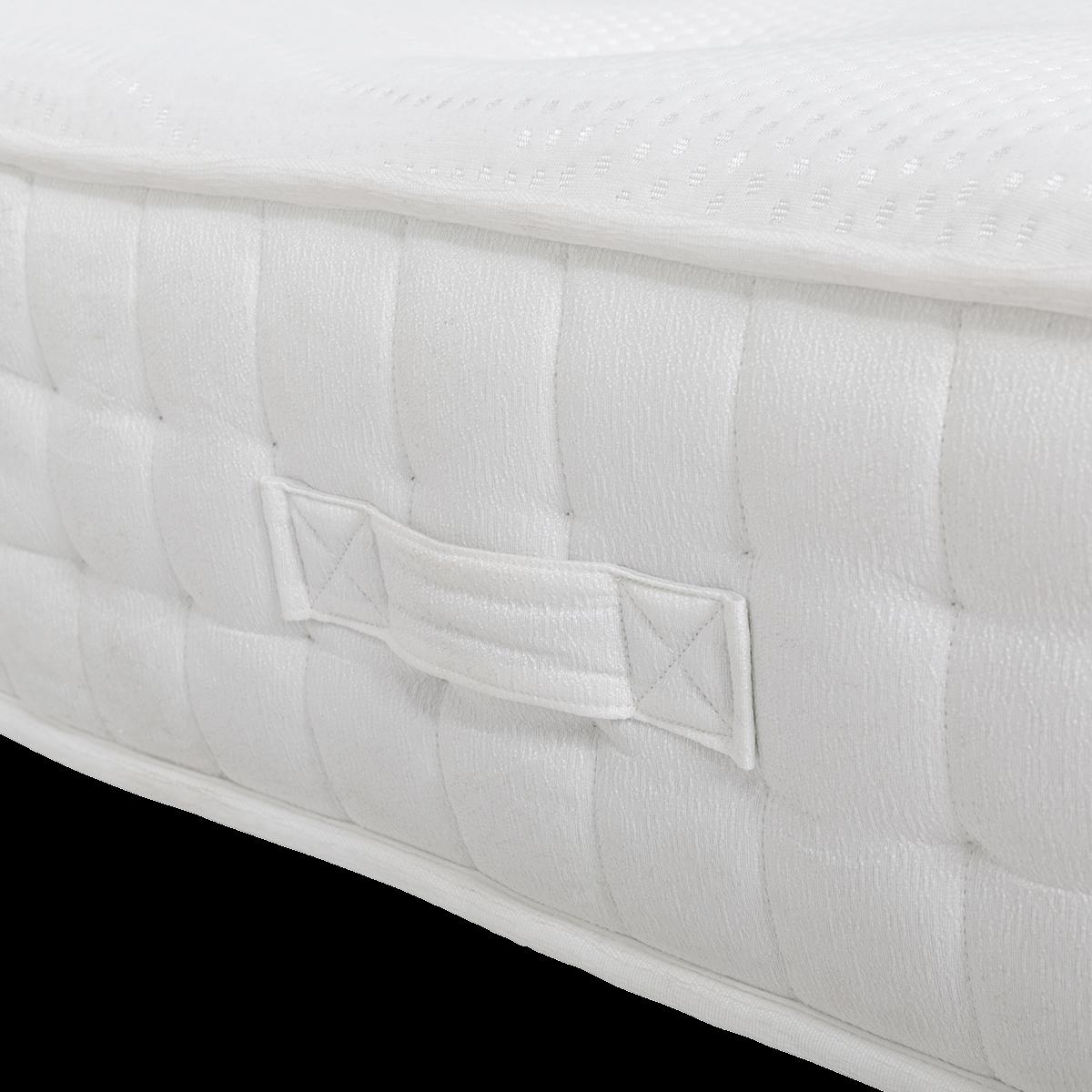 comfort 1000 pocket spring mattress grab handle
