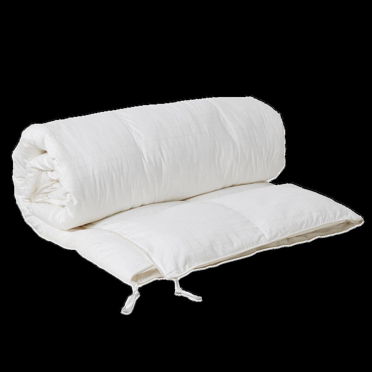 Soft As Down Microfibre with Silk Duvet