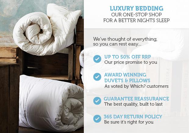 Bedding - Soak and Sleep