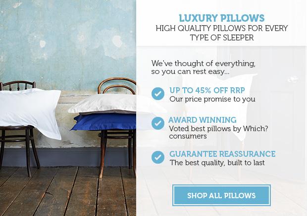 Pillows - Soak and Sleep