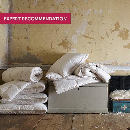 Hungarian Goose Down Duvets & Pillows