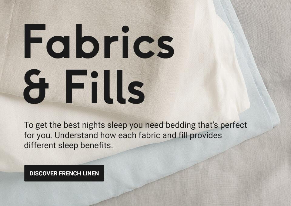 Fabric & Fills