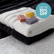 Soft Zero Twist Cotton Towels