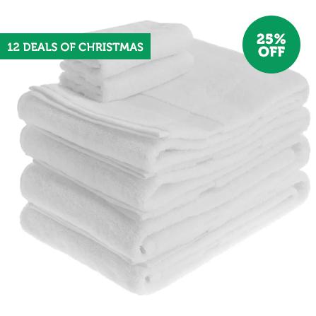 Everyday Cotton Towel Bale