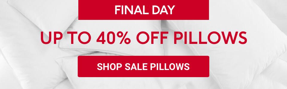 Sale Pillows