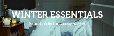 Winter Essentials - Soak and Sleep